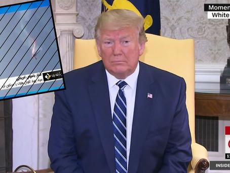 Historischer Moment - Haben die USA unter Trump gerade zum ersten Mal einen Krieg verweigert?