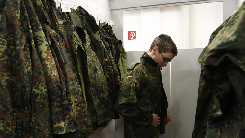 Jugendliche in der Bundeswehr legitim.ch