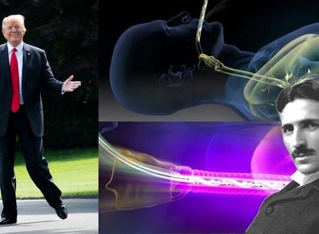 UV-Lichttherapie: Reaktiviert TRUMP die geniale TESLA-FORSCHUNG?