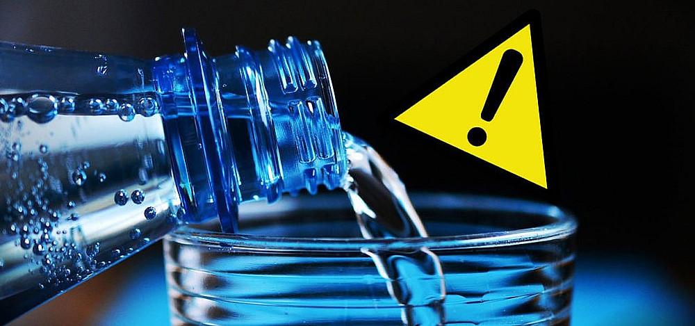 Mikroplastik Mineralwasser Trinkwasser