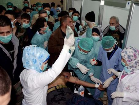 Schrecklicher Gasangriff in Syrien doch diesmal schweigen die Massenmedien!