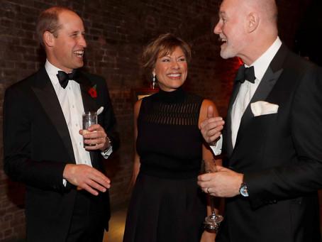 Prinz William: Es gibt zu viele Menschen auf der Erde