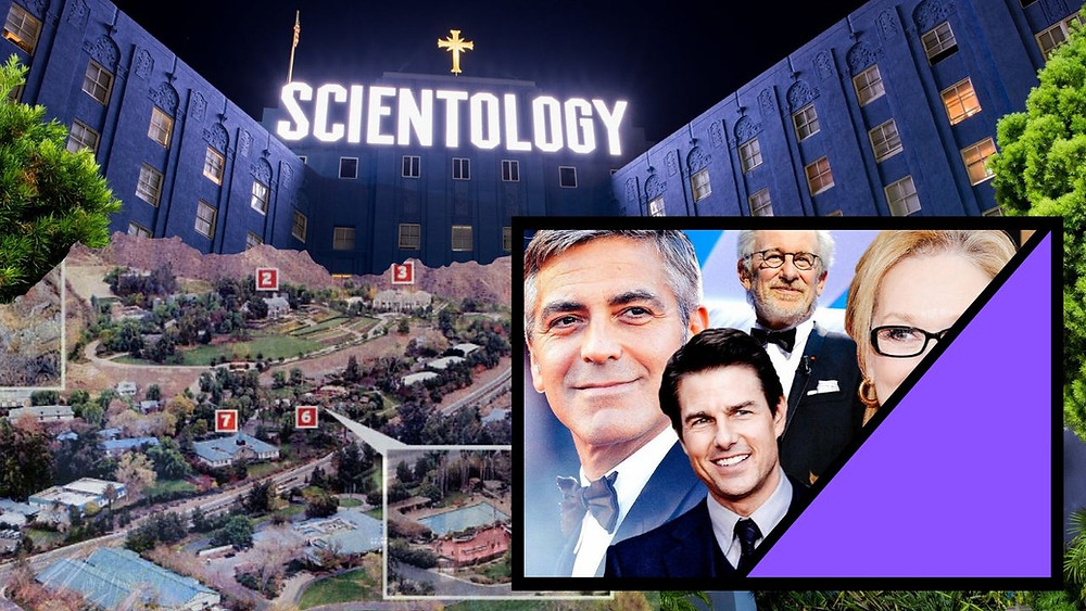 Scientology verklagt Menschenhandel Pizzagate