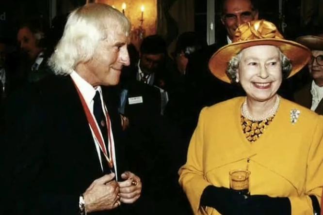 Queen Savile Pedogate Pädophile