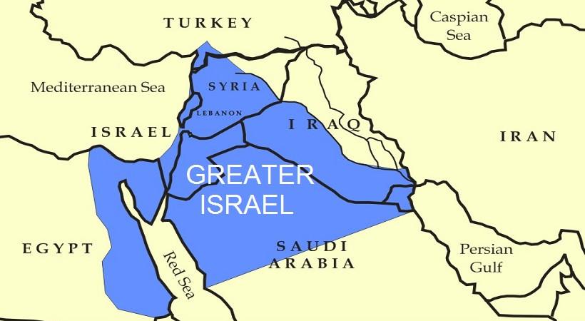 Greater Israel Zionismus Jerusalem