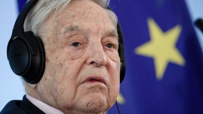 Soros Farage EU Korruption