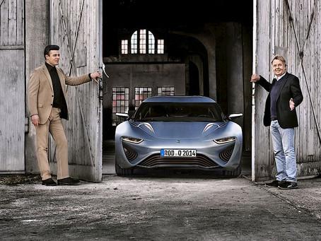 Nanoflow-Zelle: Dieses Auto fährt mit Salzwasser, schafft 350km/h und hat EU-Zulassung