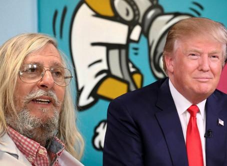 CORONA-WUNDERMITTEL: Trump weiss etwas, das vielen entgeht!