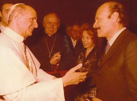 Roberto Calvi Papst