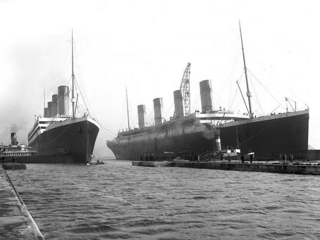 Mainstreampresse bestätigt: Untergang der Titanic war ein Versicherungsbetrug!