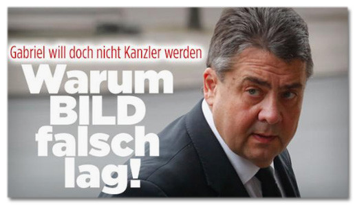 Bild Fake News