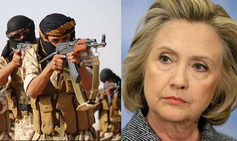 Hillary McCain IS ISIS