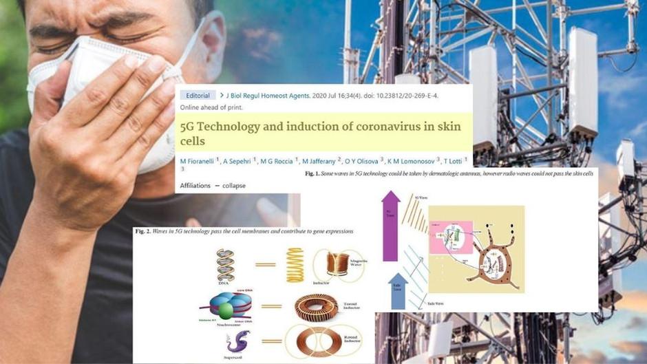 PAUKENSCHLAG: US-Behörde (NIH) bestätigt: 5G-Strahlung kann Corona-Erkrankungen verursachen!