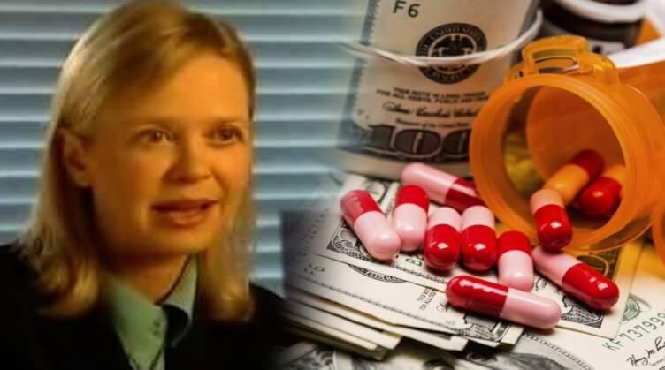 Gwen Olsen Pharma Lügen
