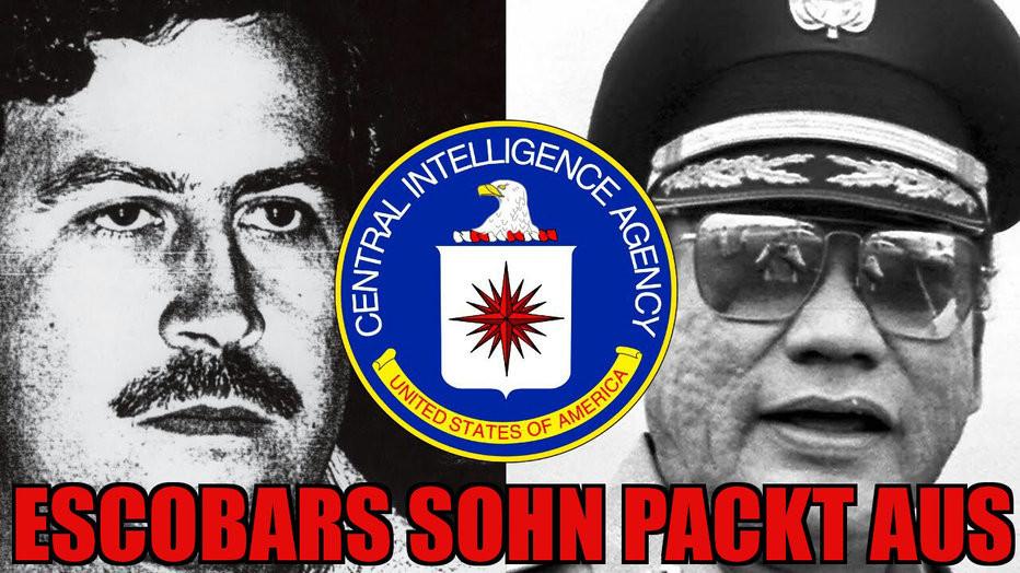 Escobar CIA