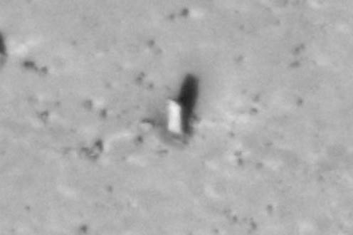 Monilith Phobos Mars