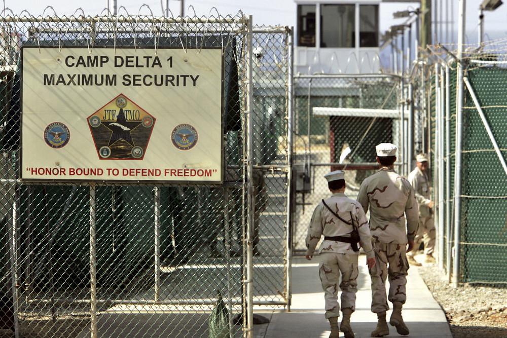 GTMO Gitmo Guantanamo Bay Hillary Bush McCain