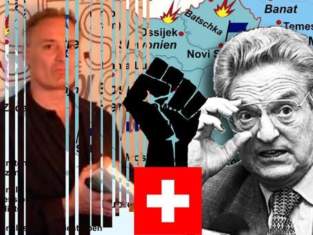 Schweizer Enthüllungsautor 2015 verhaftet, weil er das SOROS-NETZWERK entlarvte!