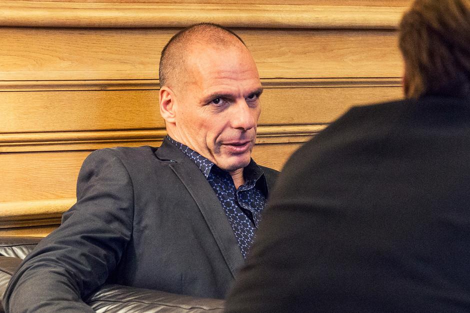 Yanis Varoufakis: Politiker sollten überwacht werden, nicht die Bürger