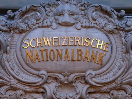 Aktie der Schweizerischen Nationalbank steigt um 64% in acht Wochen