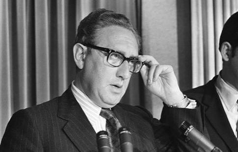Kissinger NSSM 200 Brillengriff
