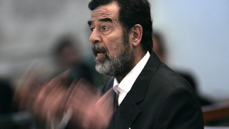 Saddam Irak
