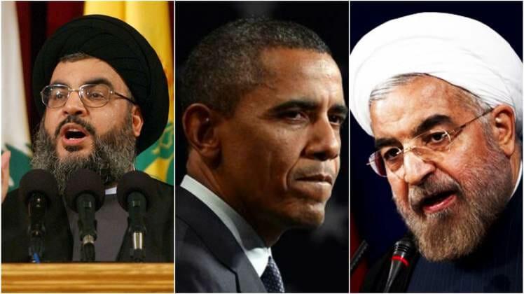 Obama Hisnollah Politico Uran