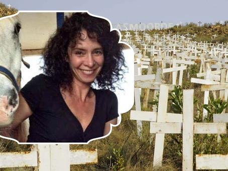 SÜDAFRIKA: Aktivistin brutal ermordet, weil sie über den VÖLKERMORD an Buren berichtete!