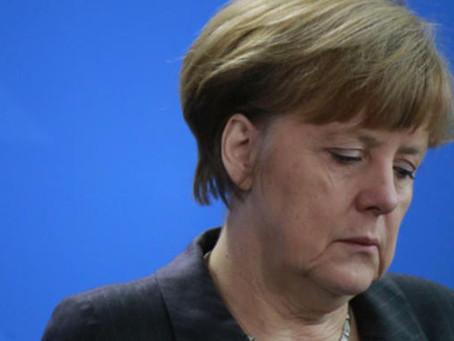 Syrien-Skandal könnte Angela Merkel zu Fall bringen