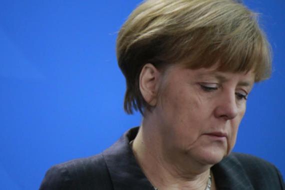 Merkel Kriegsverbrechen