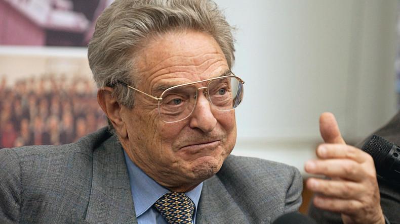John Wight George Soros