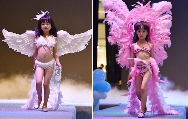 Victoria Secret Style für Kinder