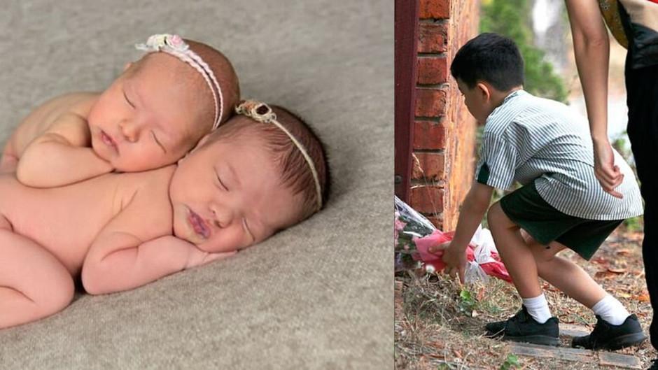 Zwillingsbabys sterben gleichzeitig nach IMPFUNG – Bruder hat AUTISMUS!