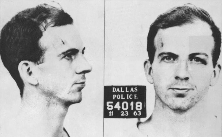 Lee Harvey Oswald Kennedy JFK Mord CIA