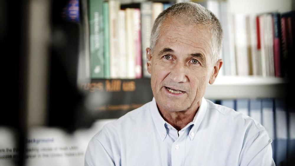 Pharma organisiertes Verbrechen Peter Gøtzsche