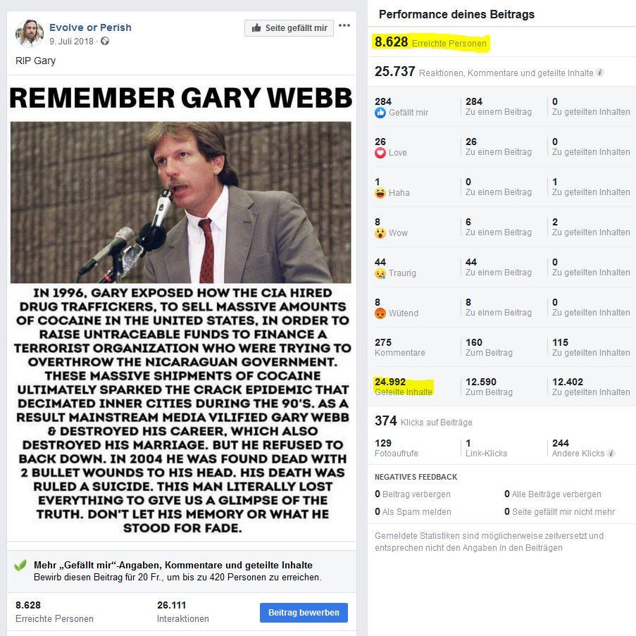 Gary Webb Iran Contra