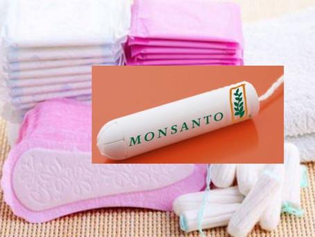 Krebs-Epidemie: 85% der Tampons enthalten krebsverursachendes Glyphosat