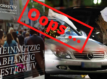Hanau: MEGA–PANNE beim FAKTENPRÜFER lässt SCHWINDEL endgültig auffliegen!