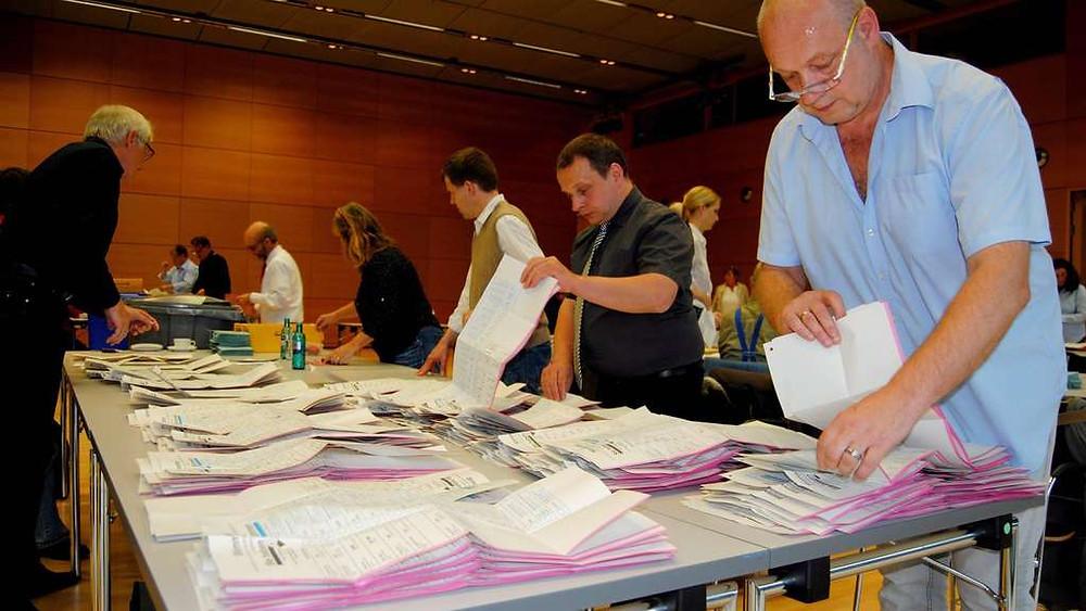 Wahlbetrug Frankfurt