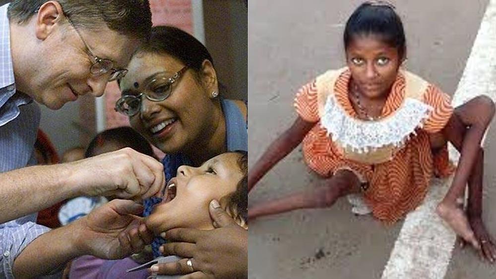 Gates Impfung Indien