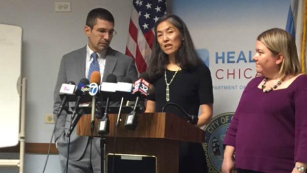 Dr. Julie Morita 87% Impfenverweigerer Chicago