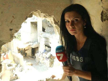 Journalistin verhört und gefeuert, weil sie enthüllte, dass CIA und NATO Terroristen in Syrien bewaf