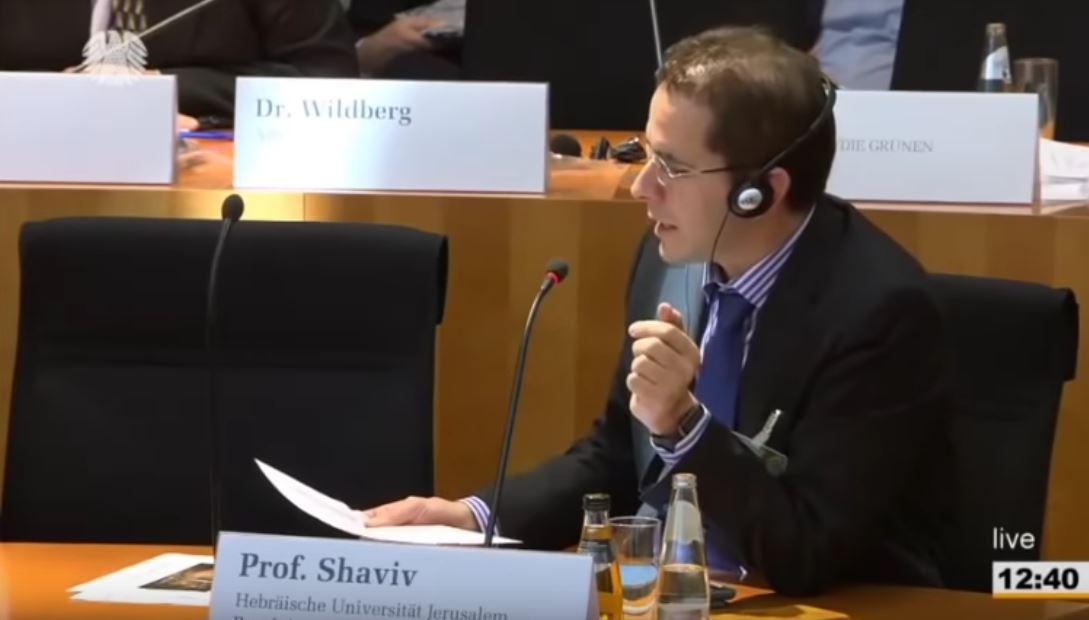 Na endlich! Physik-Professor entlarvt Klimaschwindel vor dem Deutschen Bundestag | Legitim.ch