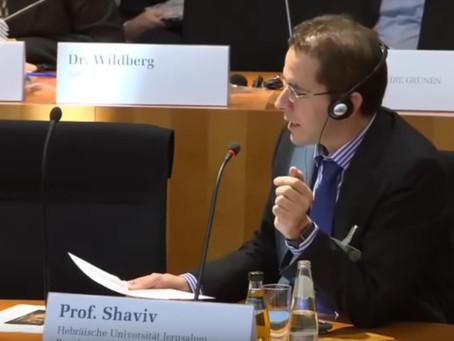 Na endlich! Physik-Professor entlarvt Klimaschwindel vor dem Deutschen Bundestag