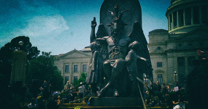 Arkansas Baphomet