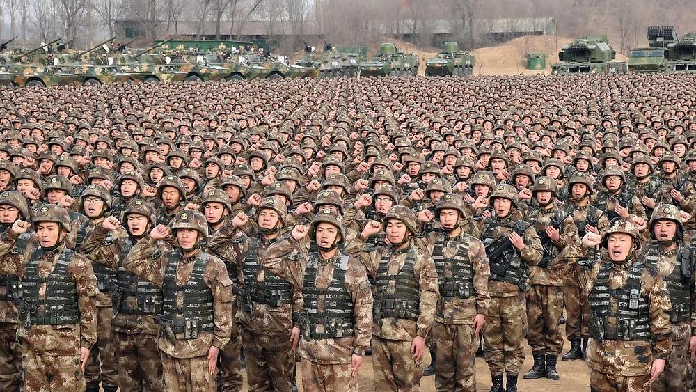 Chinesische Armee