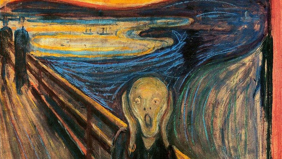 Psychiater Krankheit Munsch Schrei Pharma Kartell