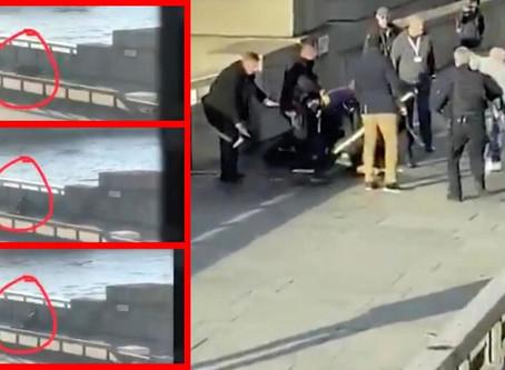 Mega-Patzer: London Bridge Täter steht nach dem Dreh wieder auf!