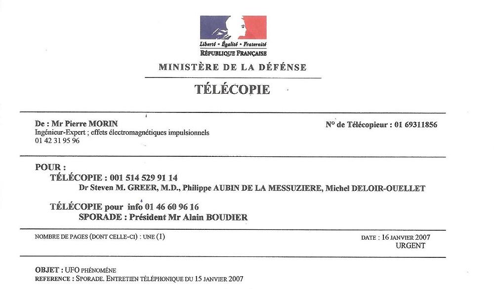 Sarkozy ET UFO Alien Greer