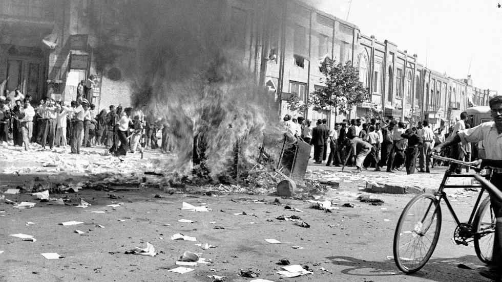 Iran Putsch 1953